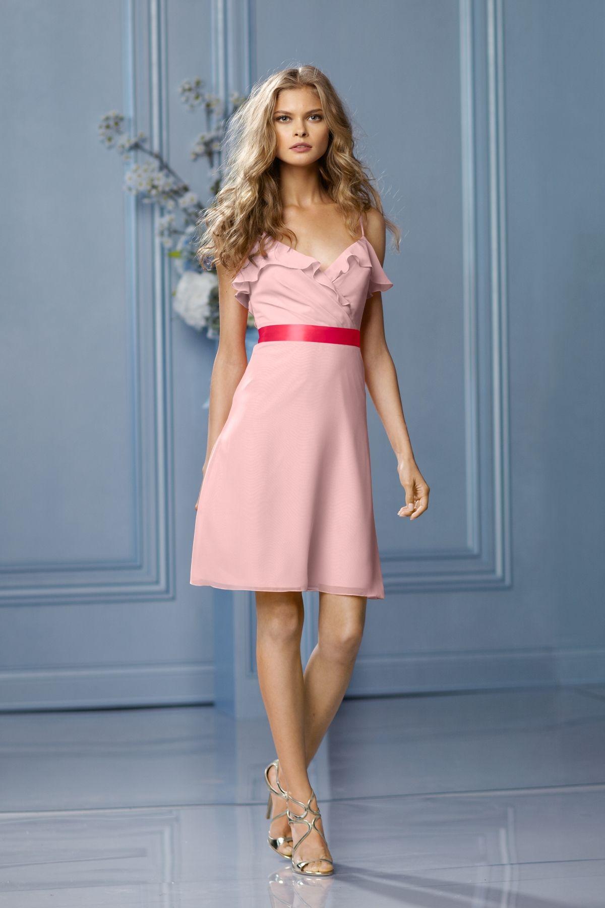 Wtoo Bridesmaid Dress   Weddington Way in Primrose   Coral Weddings ...