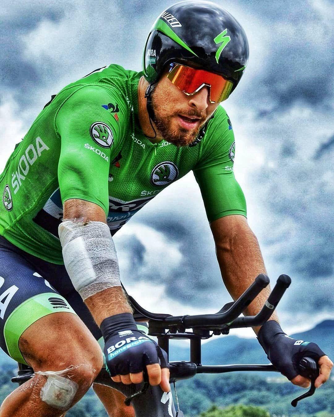 Peter Sagan Tdf2018 Arte De Ciclismo Ciclista Ciclismo