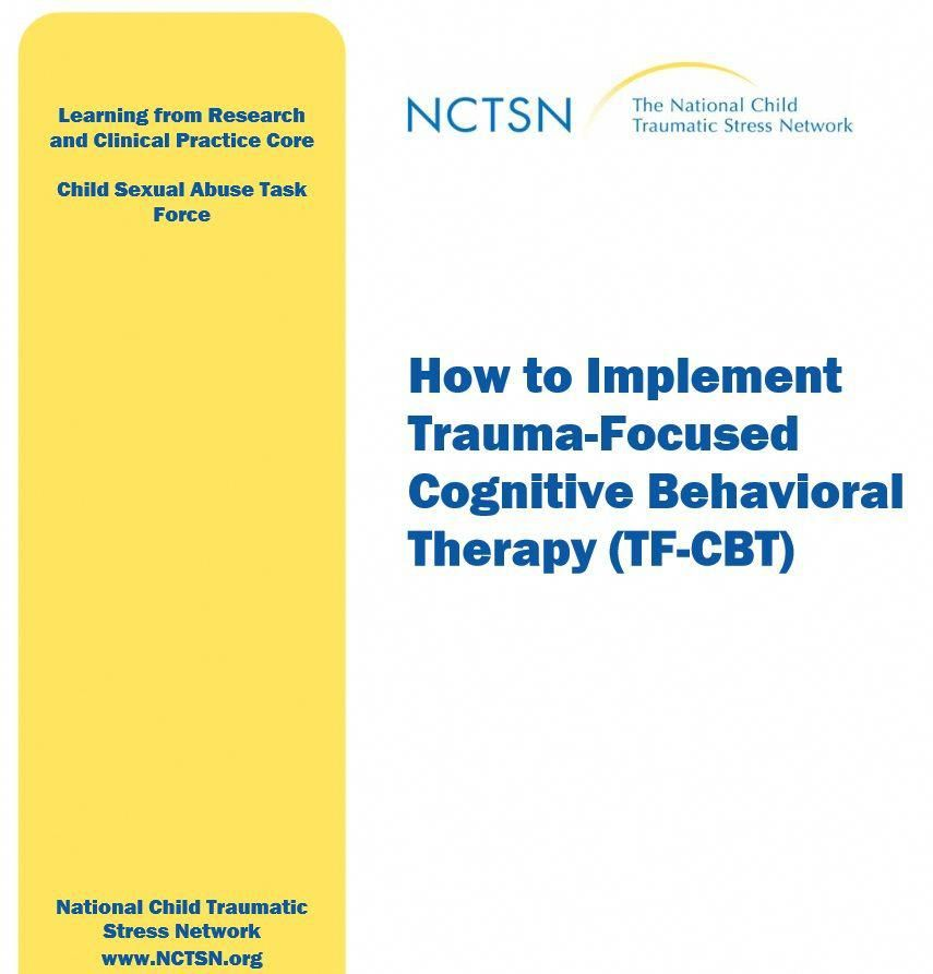 How to Implement Trauma-Focused Cognitive Behavioral Therapy