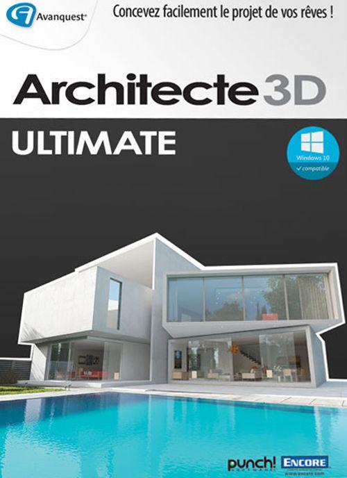 Architecte 3d Ultimate 2016 V18 Version Française Té