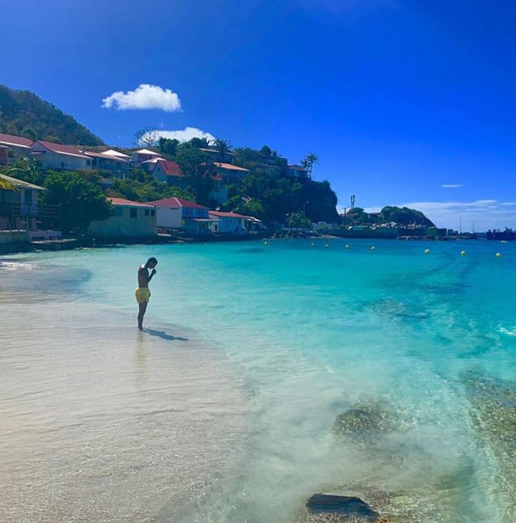 Guadeloupe Beach: Pin By Proud To Be West Indian On Guadeloupe
