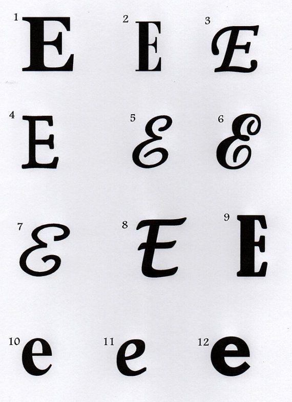 Baby Nursery Letter Art LETTER E Button by letterperfectdesigns ...