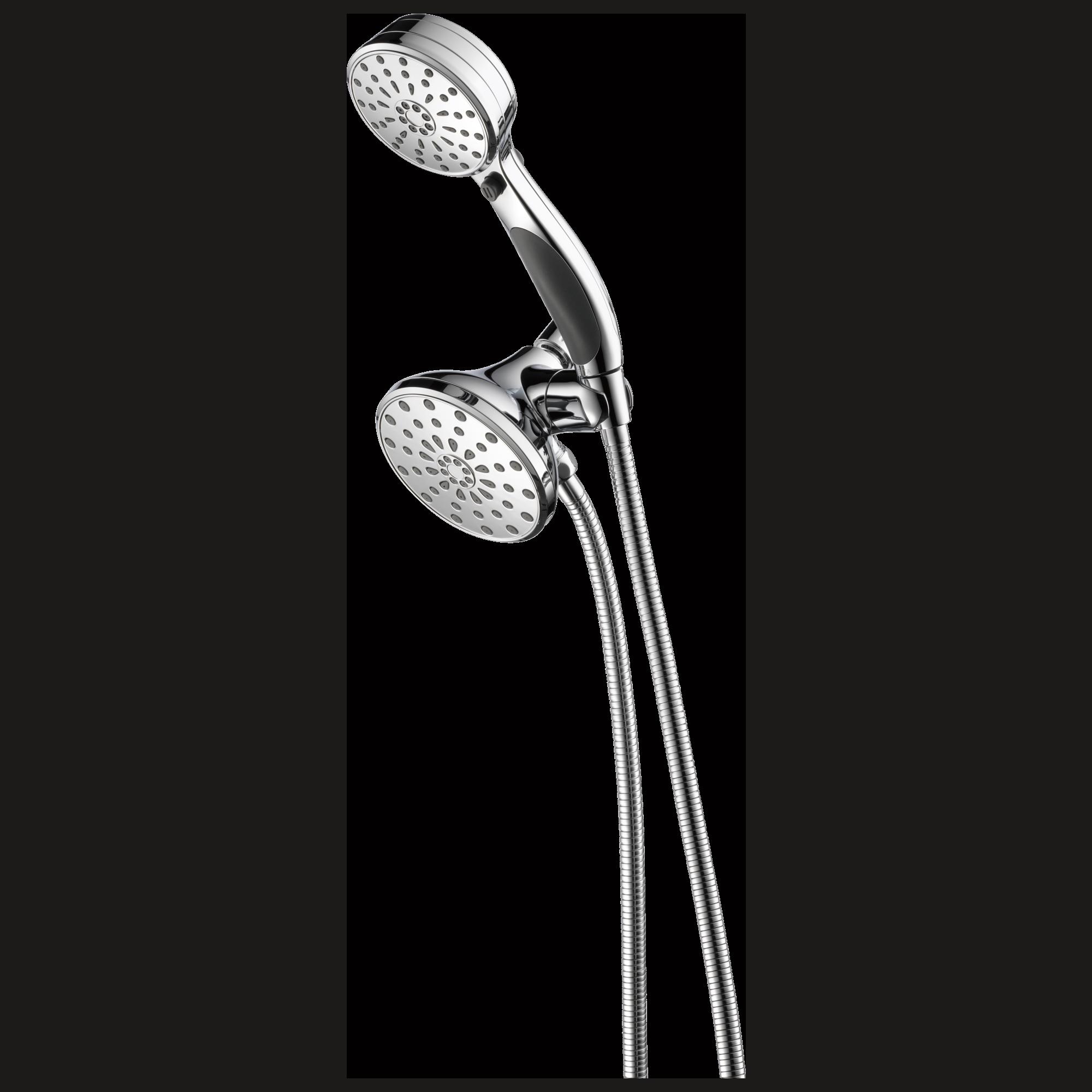 Delta Faucet 58968 Pk Activtouch Hand Shower Shower Head Combo