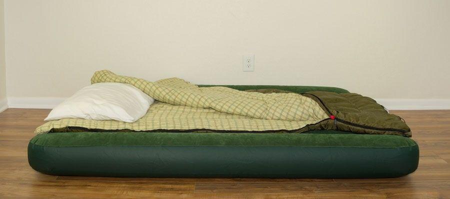 Sleeping On An Air Mattress Long Term Is It Good Idea Air Mattress Mattress Design Bed