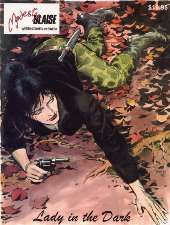Modesty Blaise Comic Covers - UK and USA