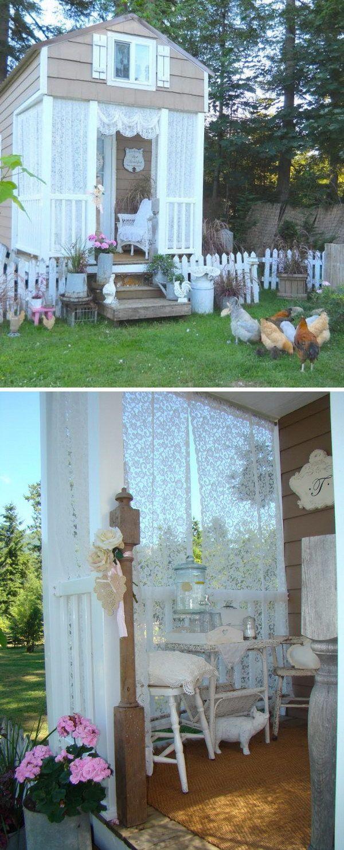 amazing she shed ideas tablero jardín y hogar