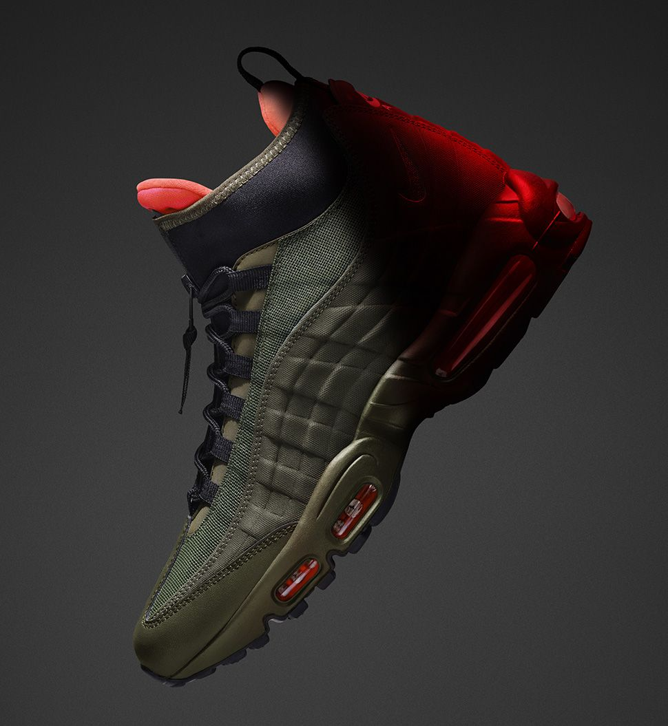 new product 98a73 6ec21 Nike Holiday 2015 Sneakerboot Collection - EU Kicks Sneaker Magazine