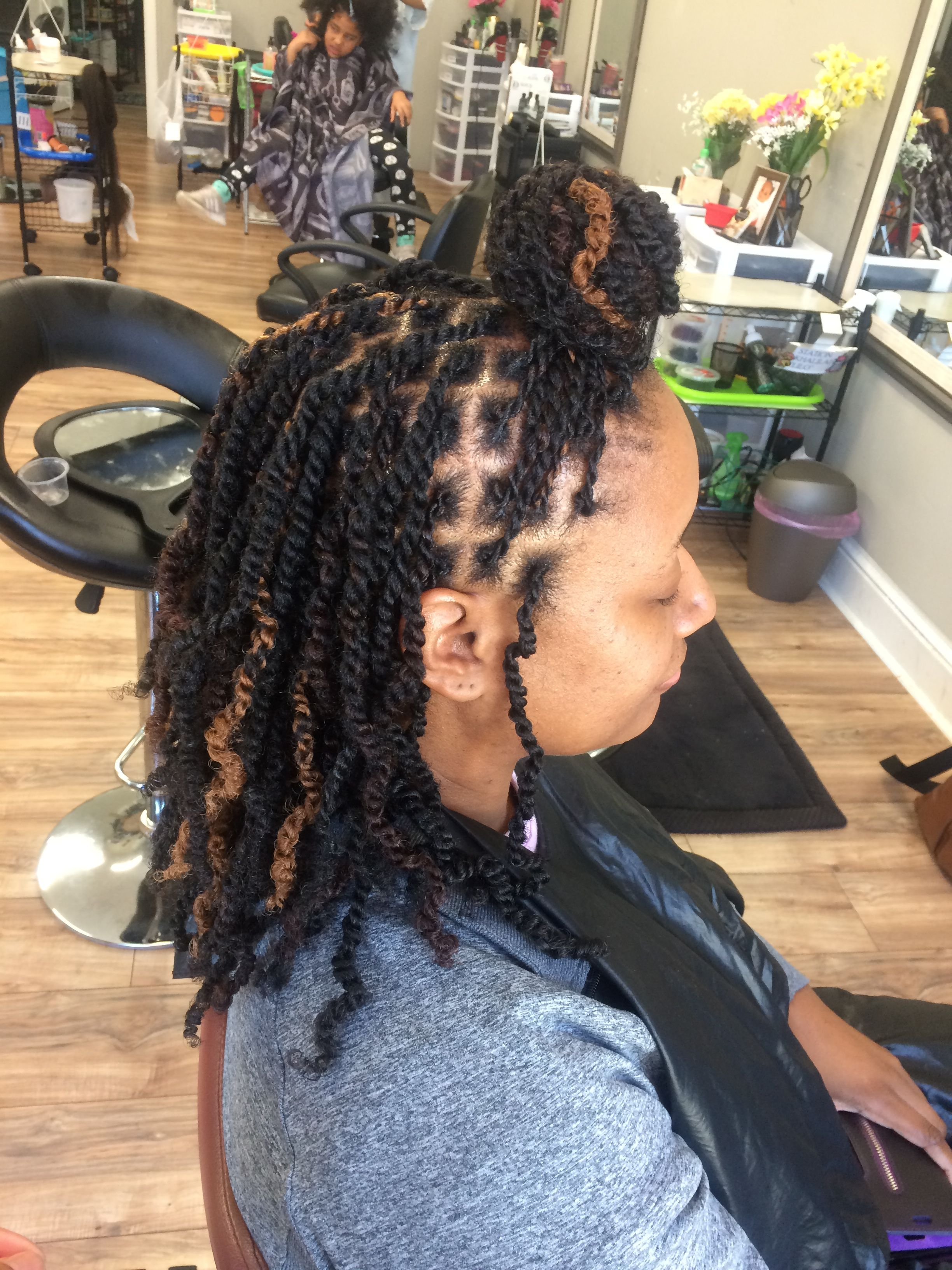 Pin By Royalcourtservices On Rockafro Natural Hair Designs Twist Hairstyles Hair Styles Natural Hair Braids