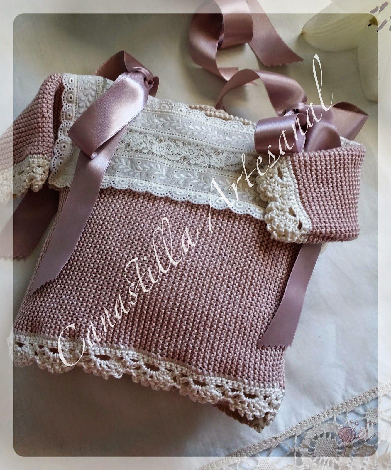 Canastilla artesanal capotas bebes pinterest babies - Canastilla artesanal bebe ...