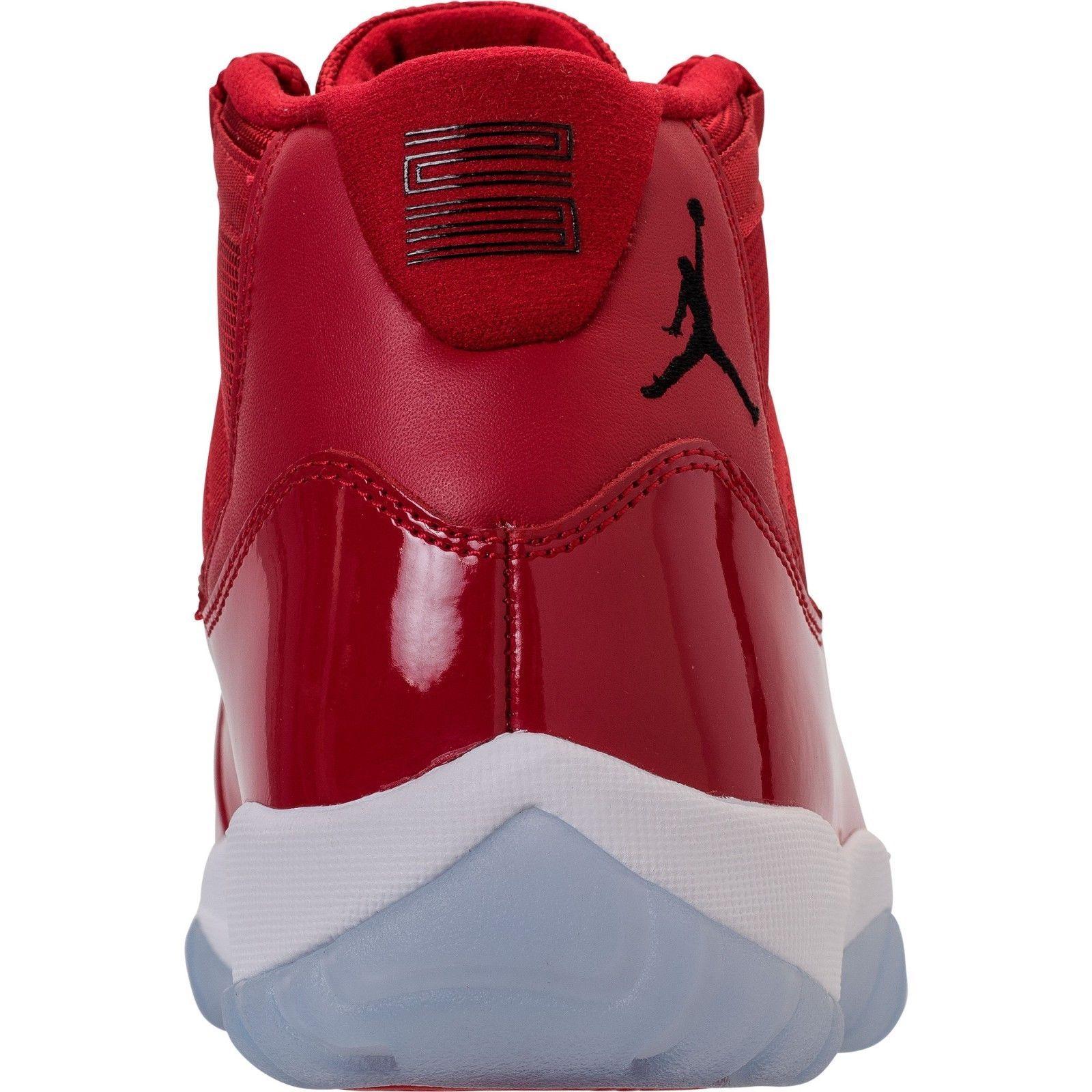 fa44d93fb323cf nike air jordan 11 win like 96 red release date 378037 623 buy new ...
