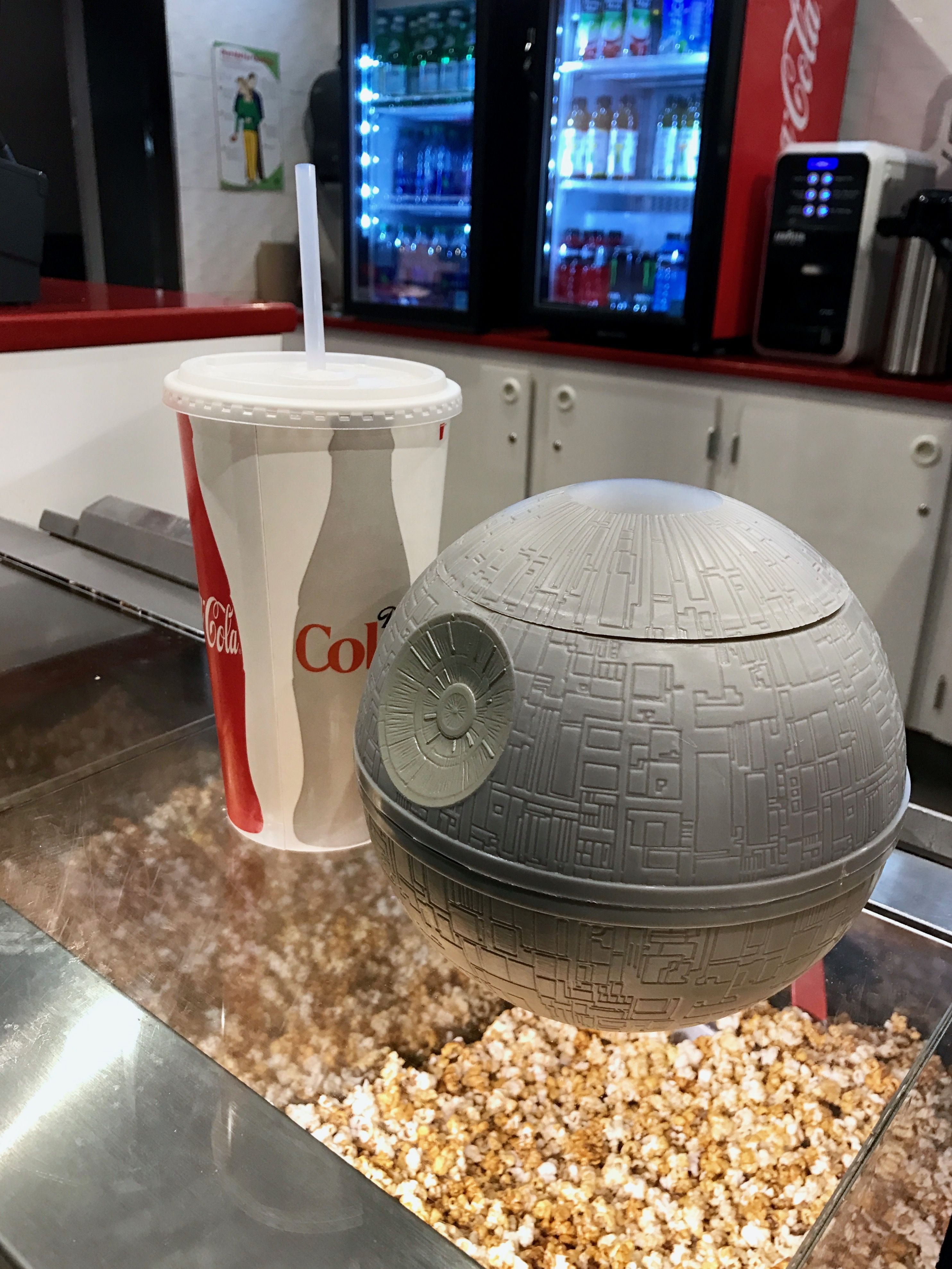 at star cups disneyland theaters img also for talk tubs collectible and the available tub c had cinemark wars jedi they popcorn buckets lands last