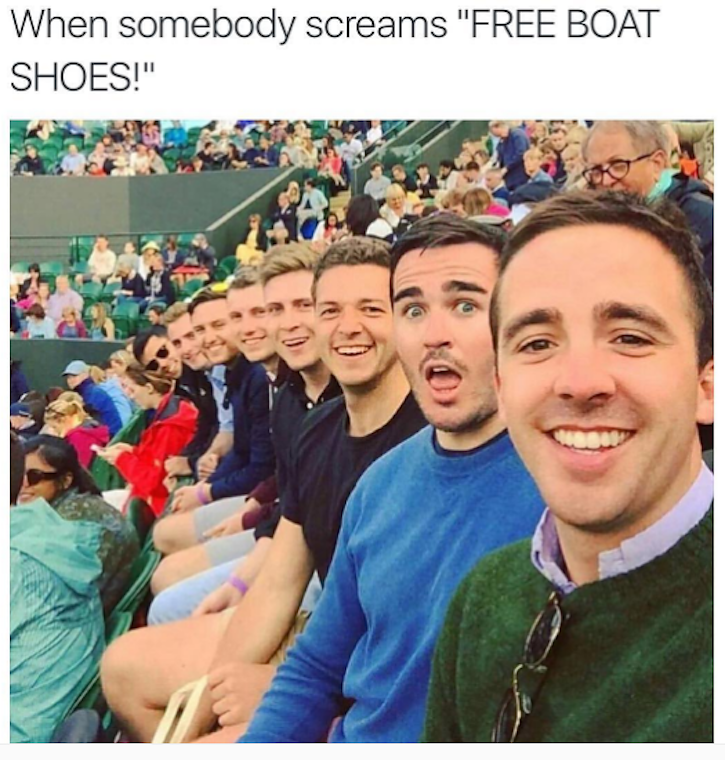 "We Found The Guys In The Viral ""White Guys Selfie"" Meme, And They Found…"