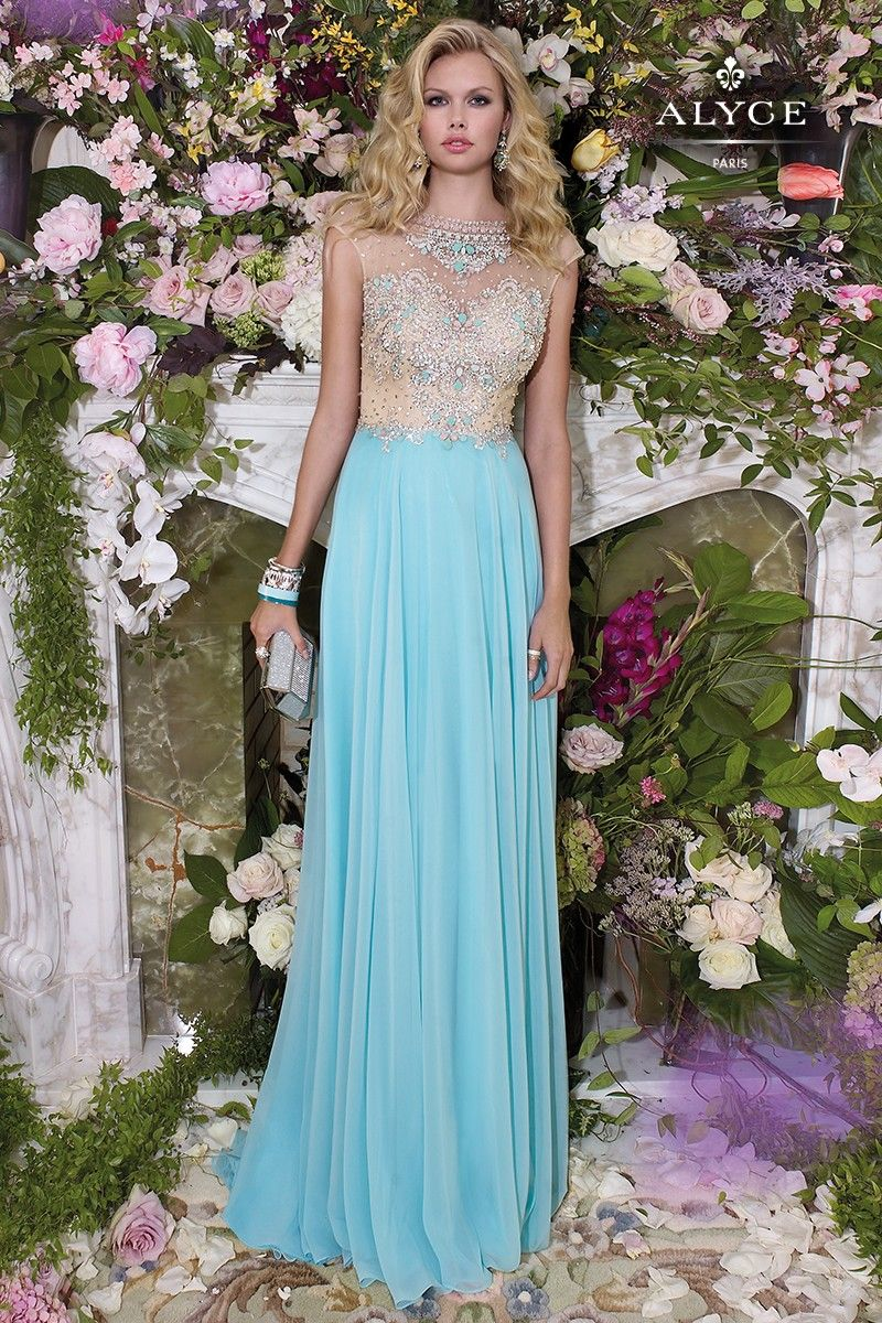 ALYCE Paris prom dresses are stunning, original and effortlessly ...