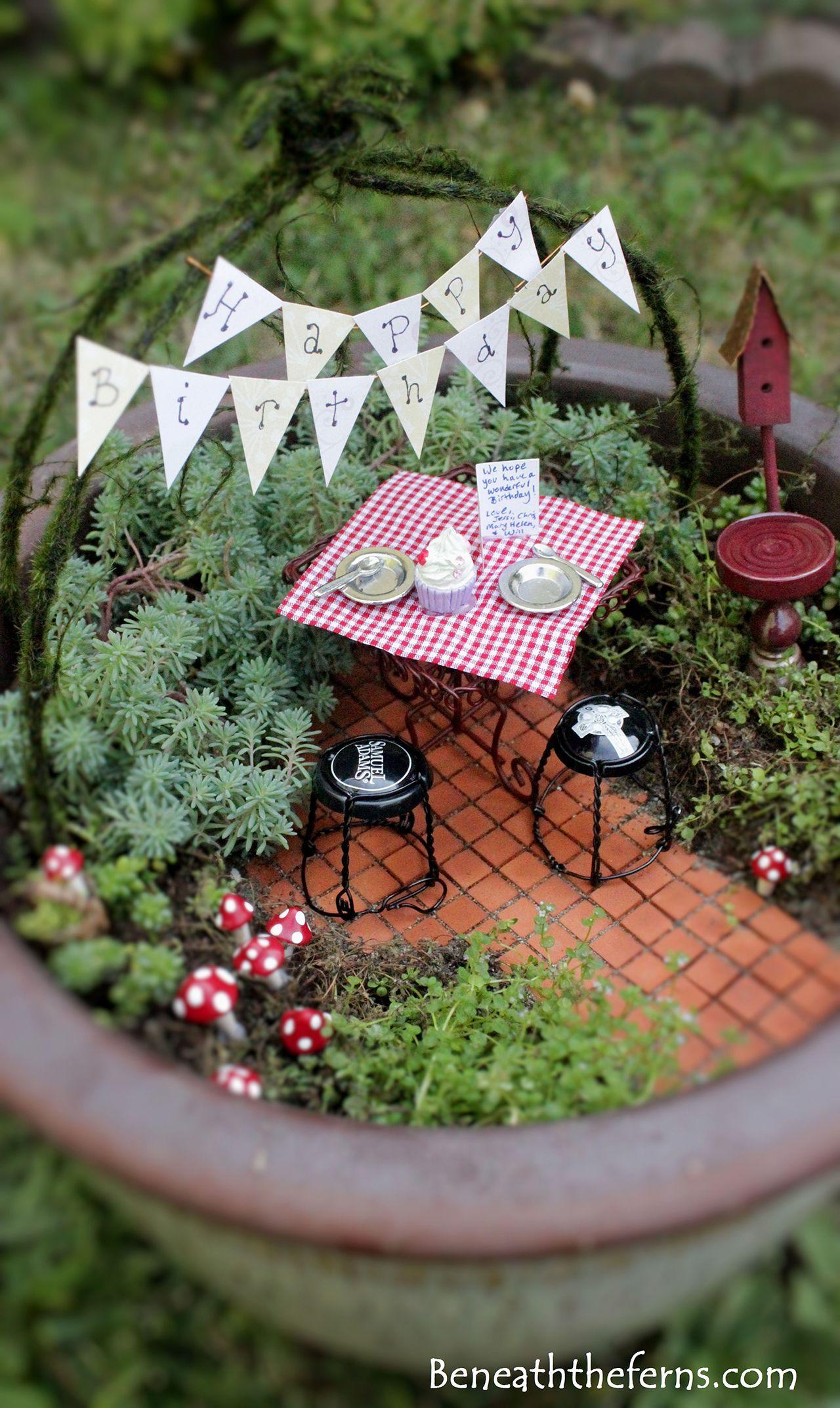 the top 50 mini fairy garden design ideas - Fairy Garden Design Ideas