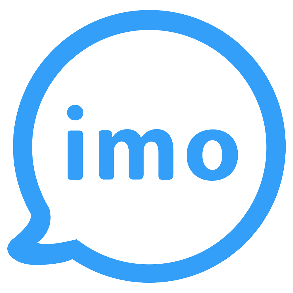 imo Logo Imo, logo, Video chat app