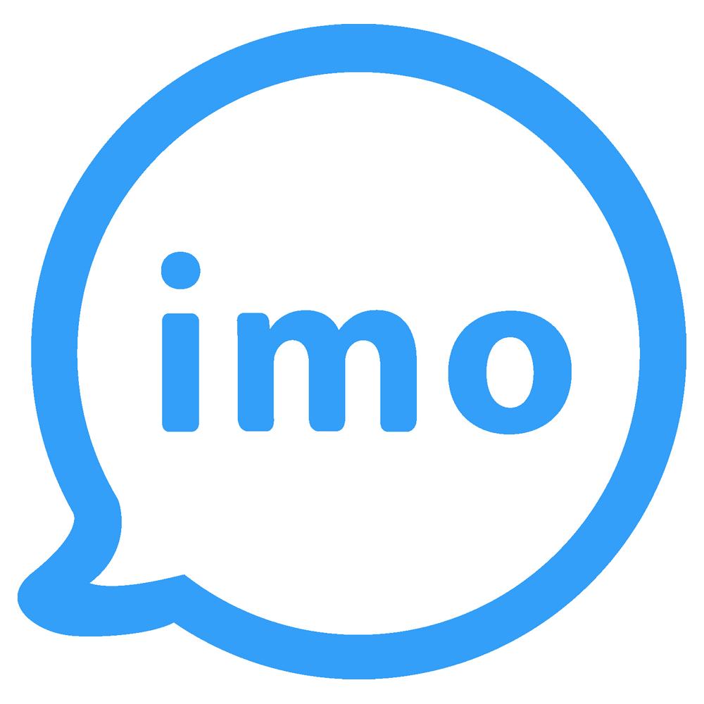 imo logo | video chat app, imo, internet logo