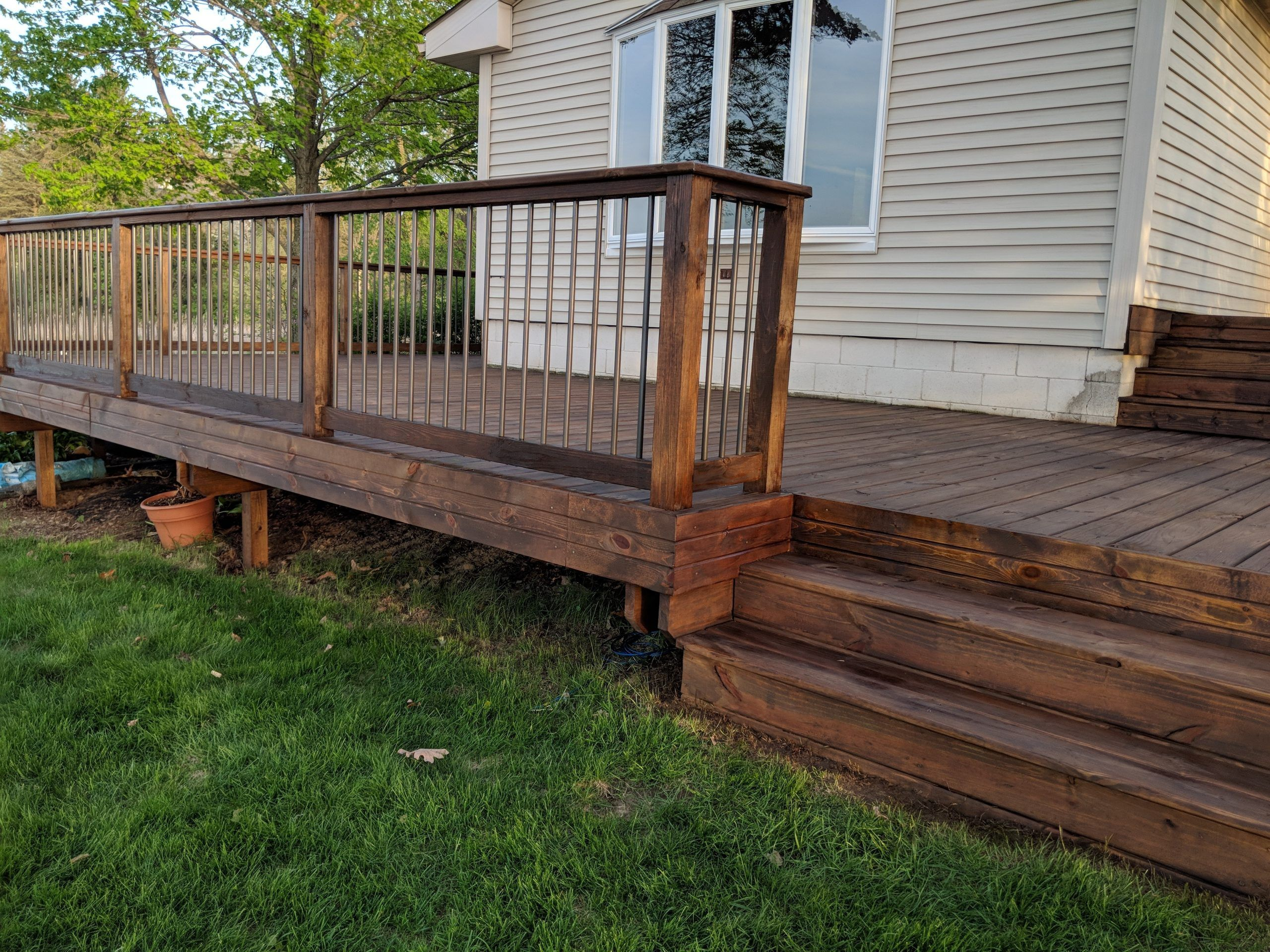 Most Popular Deck Stain Colors 20   Best Deck Stain Reviews ...