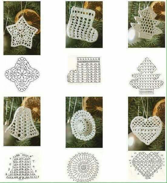 Pin de CarmenMB en Cositas de crochet | Pinterest | Cosas
