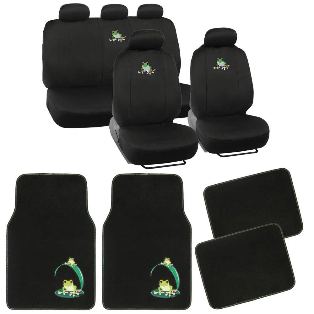 piece custom fit all black mats weather truck floor walmart browning com ip mat