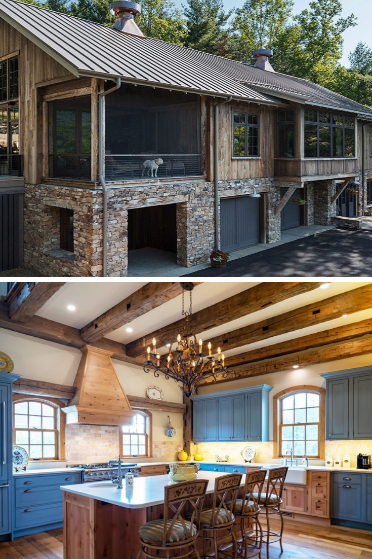 Wood Barn Or Metal Barn That S The Question Both House Types Have