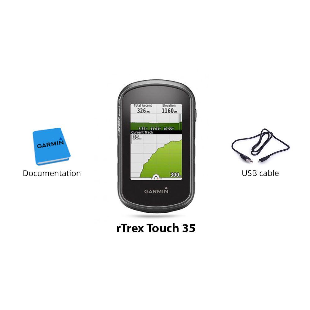 Garmin Etrex Touch 35 Ad Etrex Ad Garmin Touch Garmin Walmart