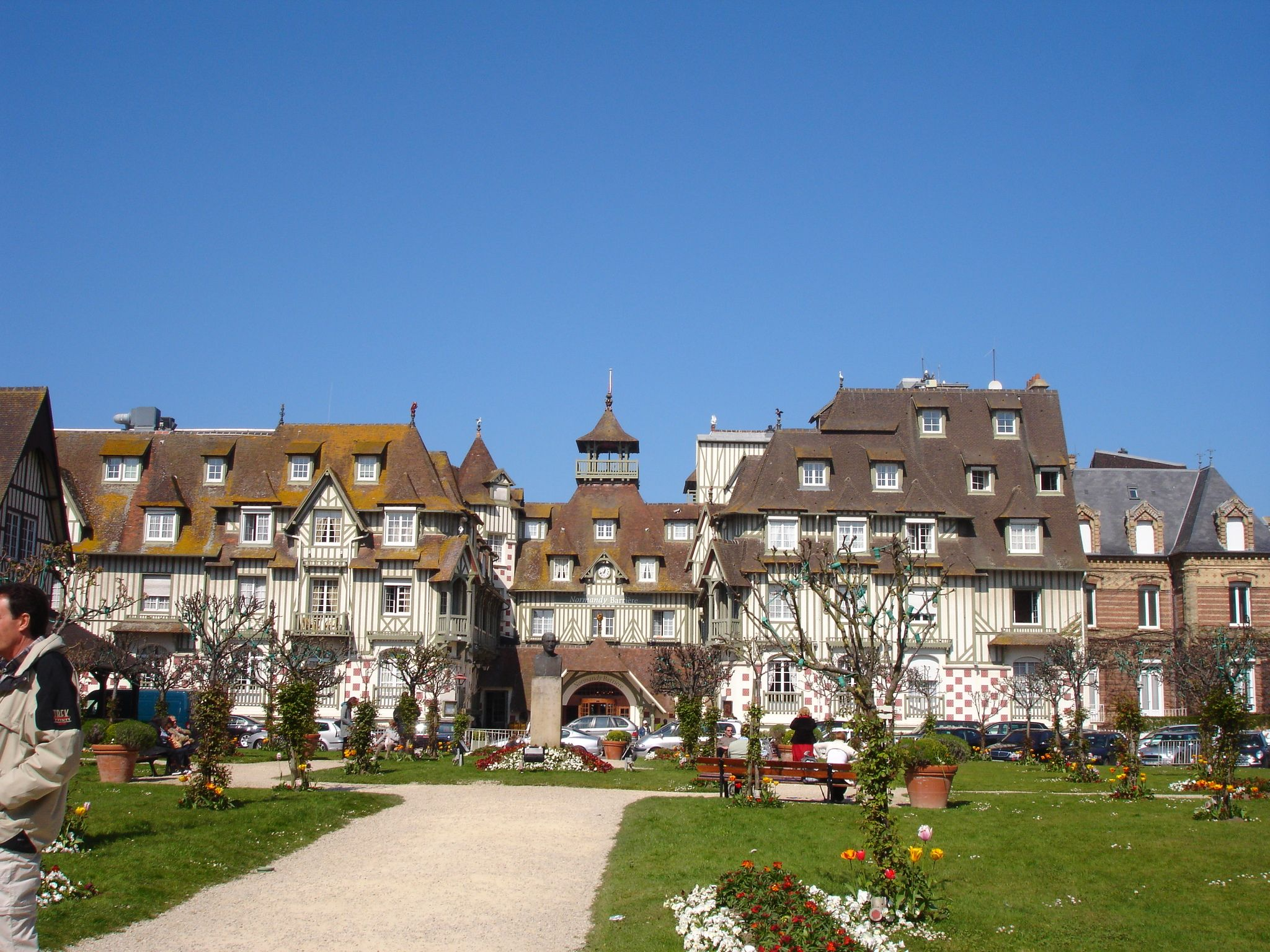 Hotel Royal Barriere Deuville France