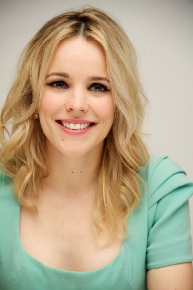 Rachel McAdams.. Definitely next in line for Fav Actress.