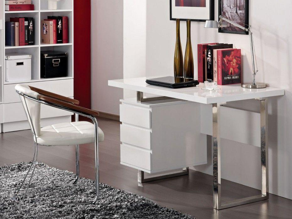 Un look attirant et raffiné le bureau mylan est idéal pour vous