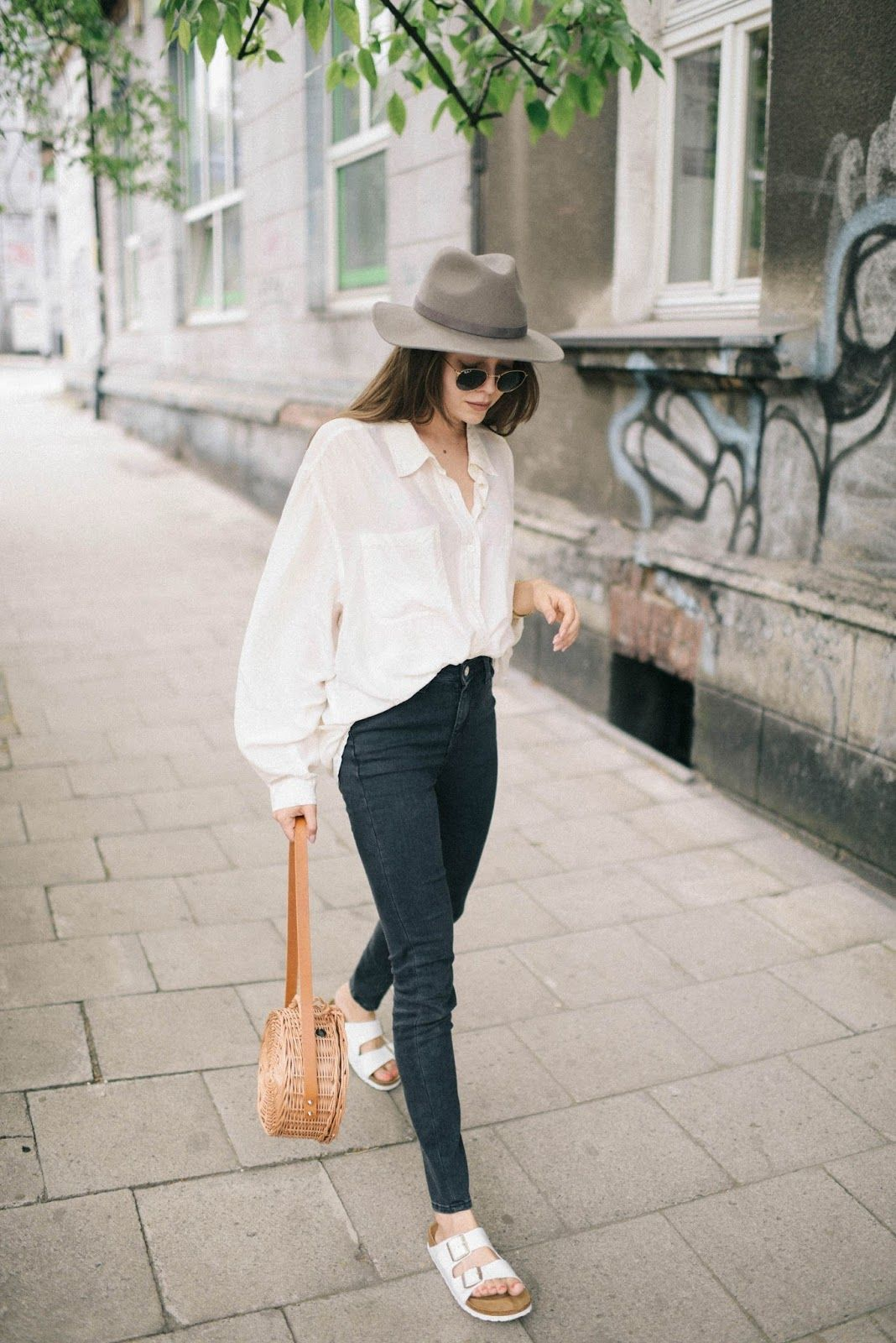 Street Style: The Perfect White Shirt (mit Bildern