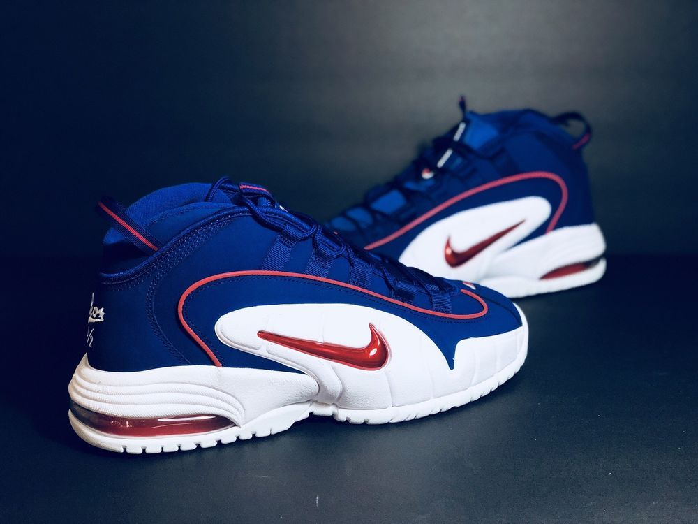 low priced 36cc5 28fa6 Air Max Penny size 10.5 685153 400  fashion  clothing  shoes  accessories