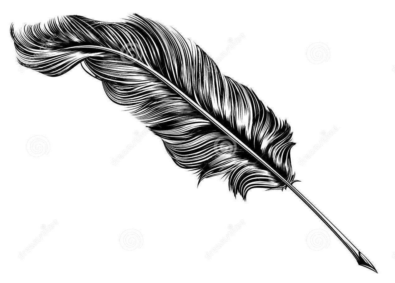 épinglé Par Maria Sol Mendoza Sur Diseños Tatouage Plume