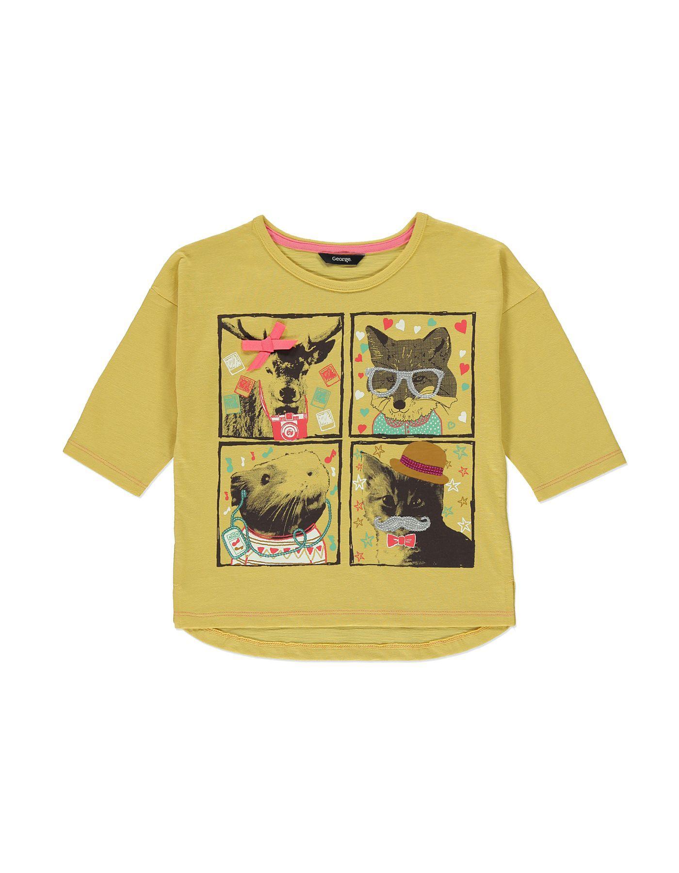 13+ Animal print t shirts ideas