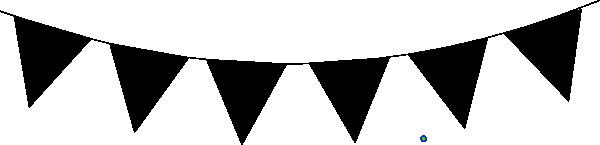 black bunting