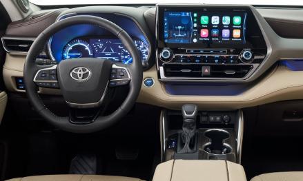 2020 Toyota Highlander Interior Toyota Highlander Interior Toyota Highlander Toyota Highlander Price