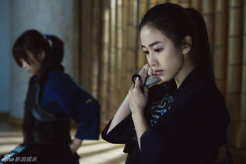 China Entertainment News: Angelababy poses for fashion
