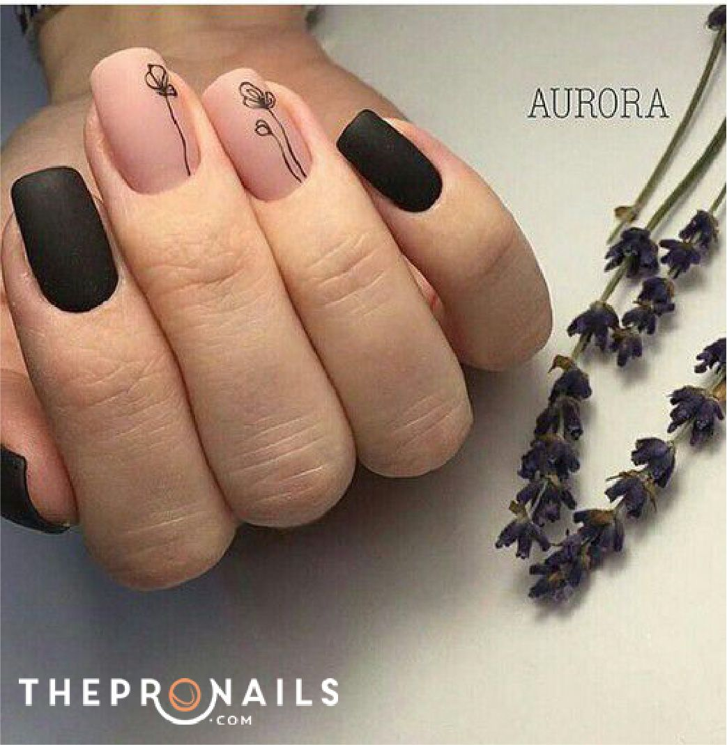 Valentines Nail Designs - Cute & Simple | Blush pink nails, Pink ...