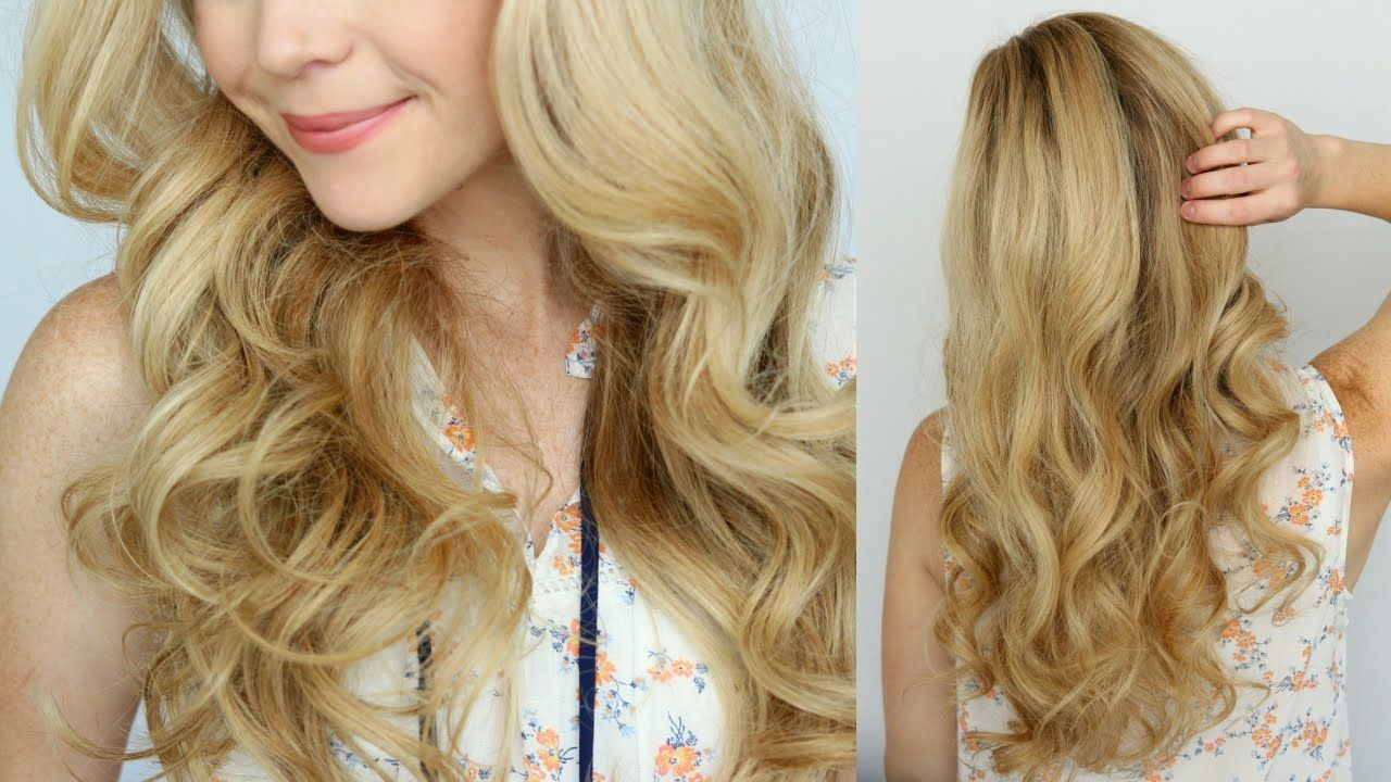 Haircare cocktail for heatless curls missy sue hair pinterest