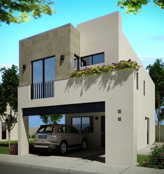 Home Decore House Fachada Casa Mexico Construccion Arquitectura Fachadas De Casas Modernas Fachada De Casa Fachada Casa Pequena