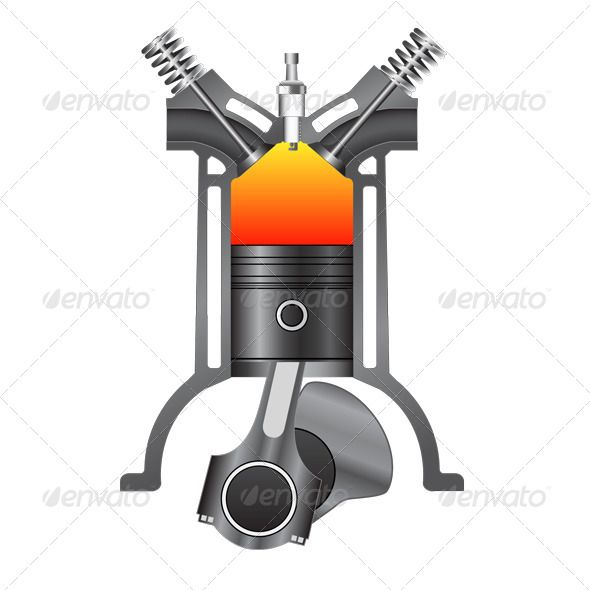 Realistic Graphic DOWNLOAD (.ai, .psd) :: http://jquery.re/pinterest-itmid-1007155666i.html ... Four Stroke Engine-Compression ...  automobile, cankshaft, car, combustion, compressing, connecting rod, cycle, cylinder, engine, fuel air, gasoline, intake, internal, mixture, piston, power, spark plug, stroke, valves  ... Realistic Photo Graphic Print Obejct Business Web Elements Illustration Design Templates ... DOWNLOAD :: http://jquery.re/pinterest-itmid-1007155666i.html