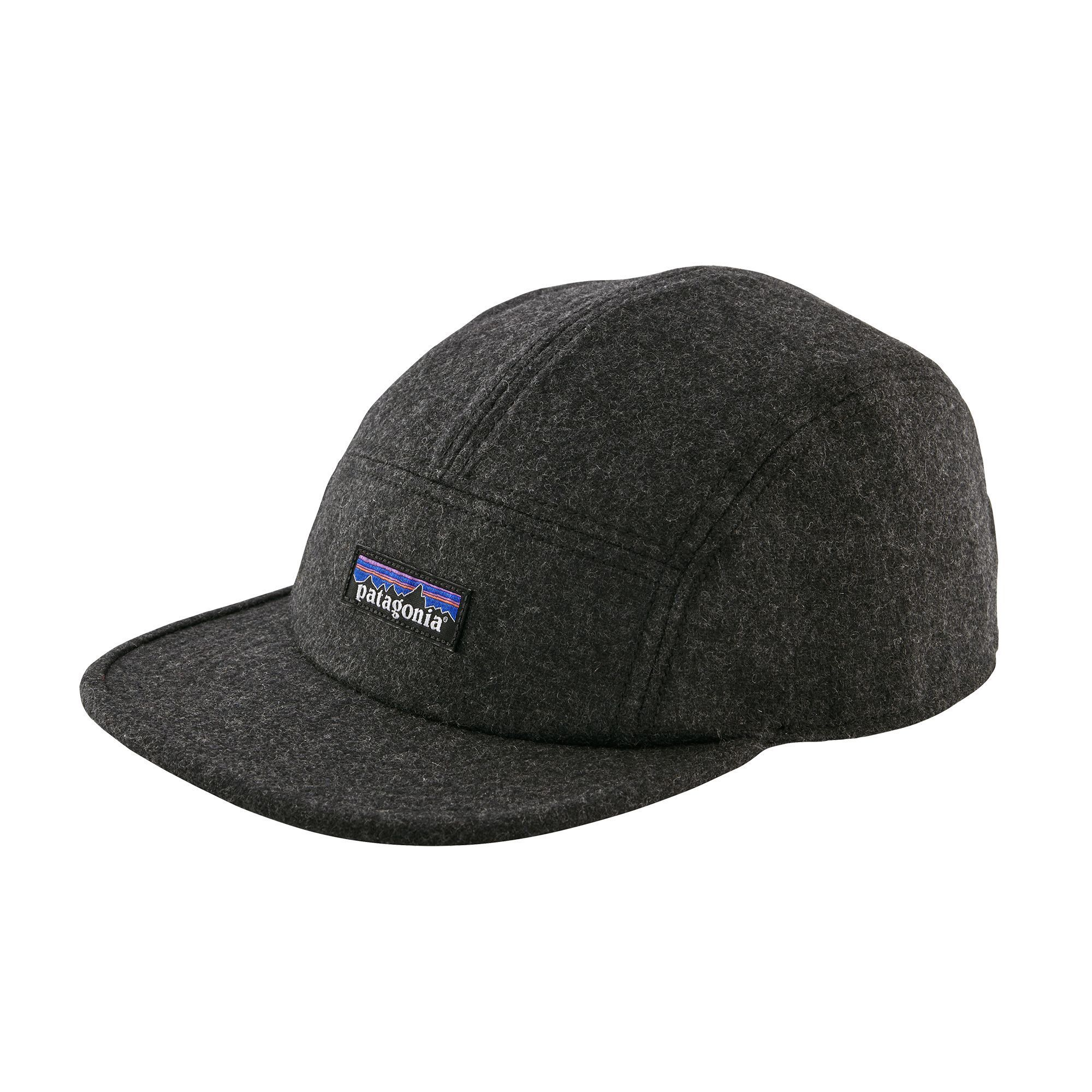 5d511380 Patagonia Recycled Wool Cap - Forge Grey   Products   Patagonia ...