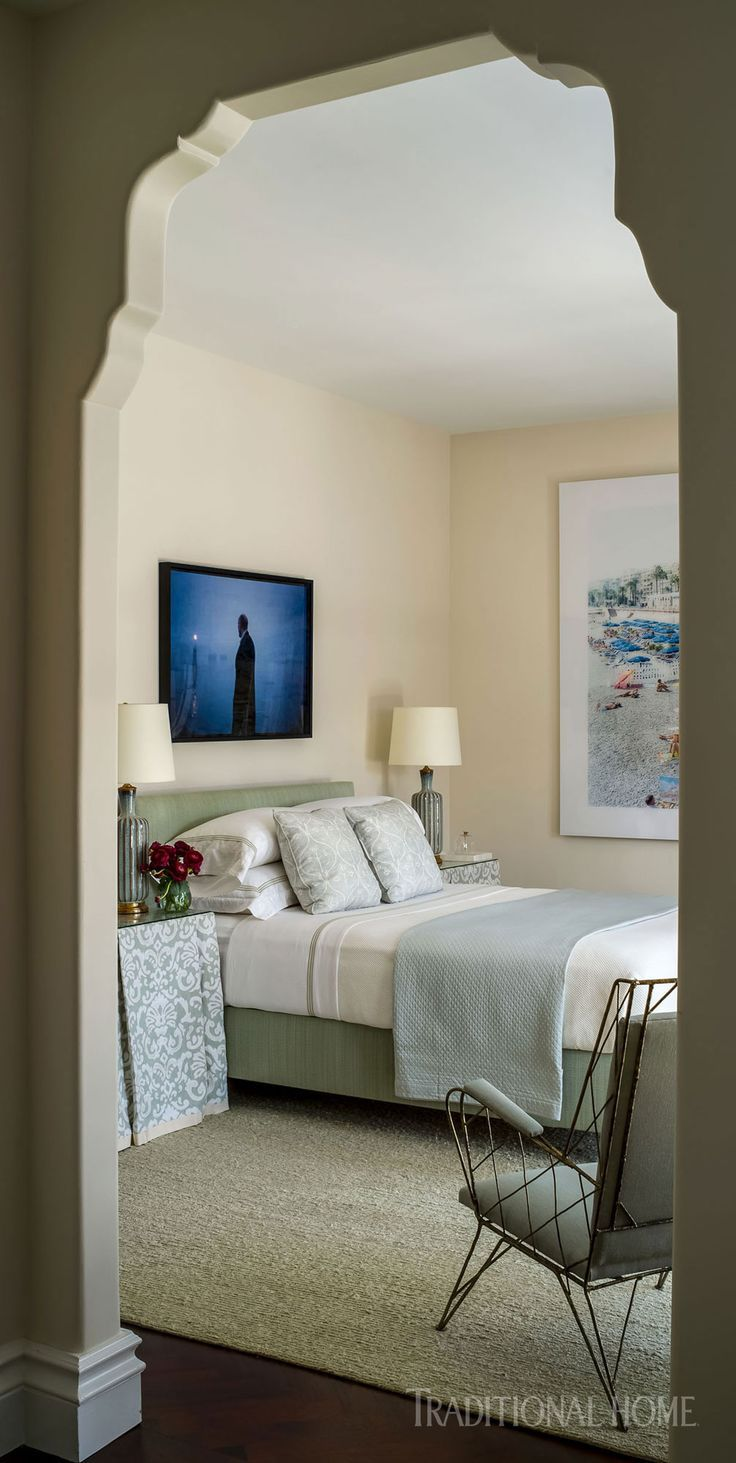 Historic Palm Beach Home Restored Beautiful bedrooms