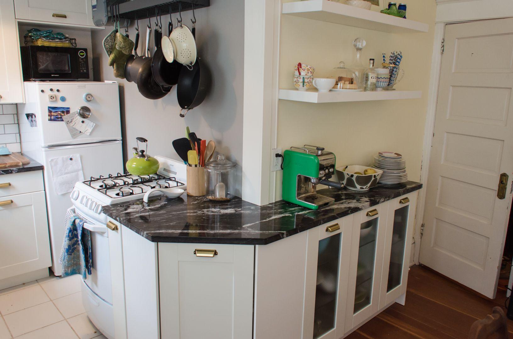 Ikeaus corner projet la cuisine pinterest small apartment