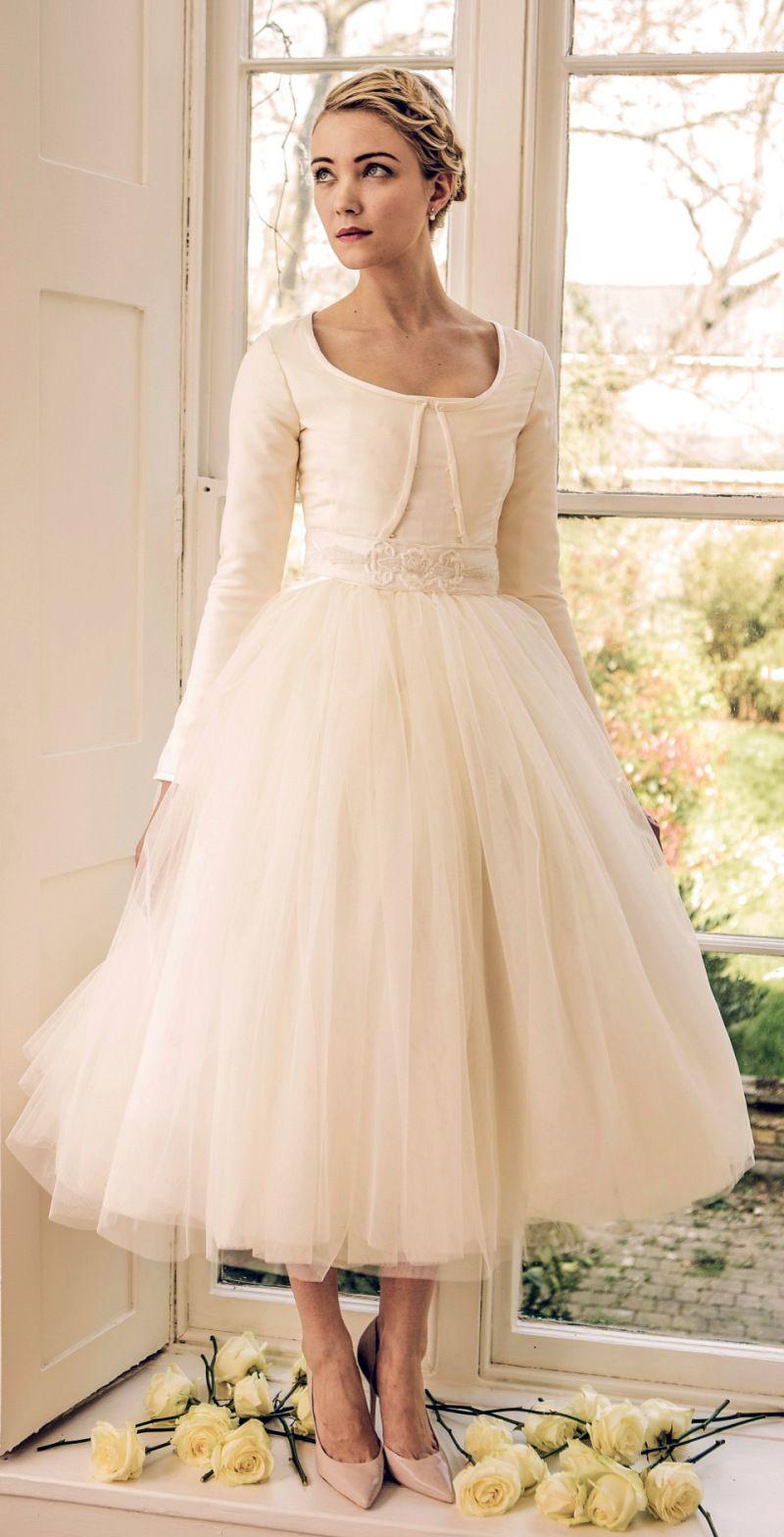 Joanna Penneycard London – Bespoke Bridalwear Inspired By The Beauty ...