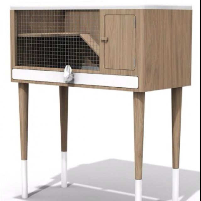 This Is What I Call A Rabbit Cage Where My Handy Men At Pet Furniture Modern Pet Furniture Stylish Pet Furniture