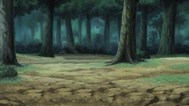 Bosque Naruto By Lwisf3rxd In 2020 Anime Scenery Anime Background Forest Scenery