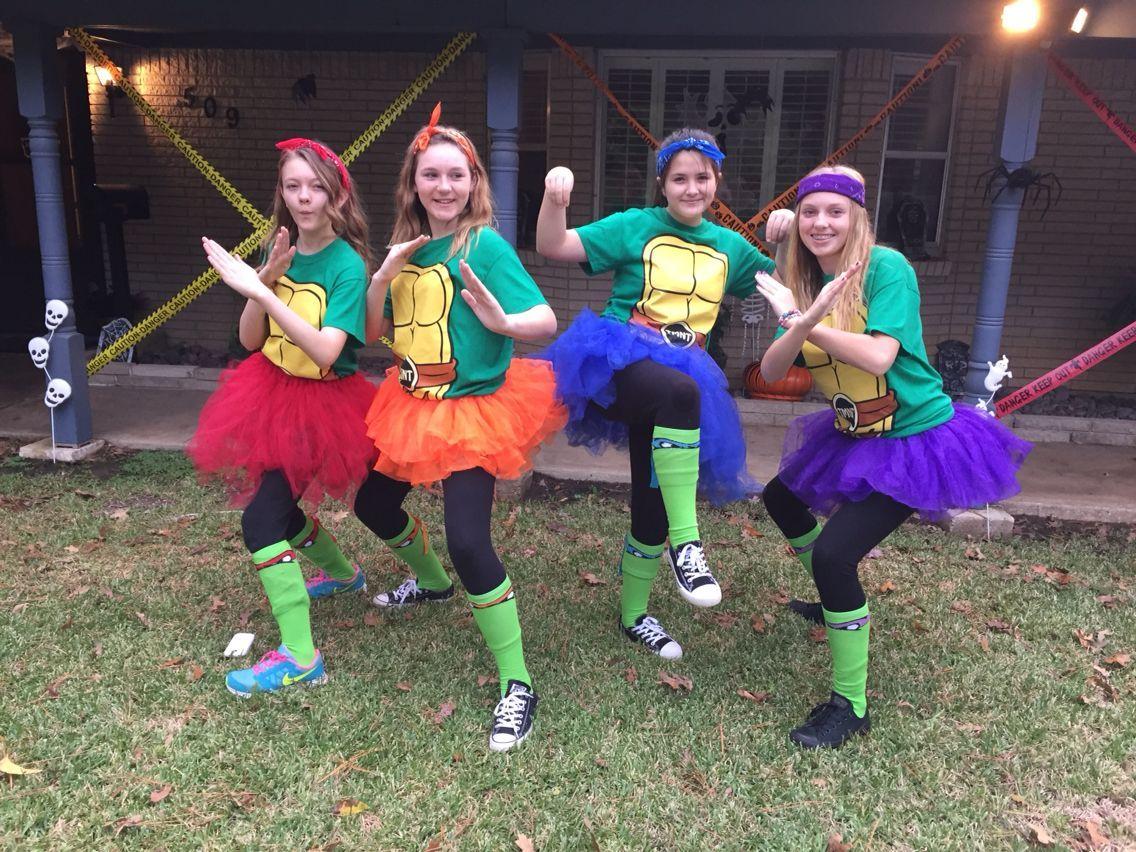 Ninja Turtle Costume Costumes Pinterest Avec
