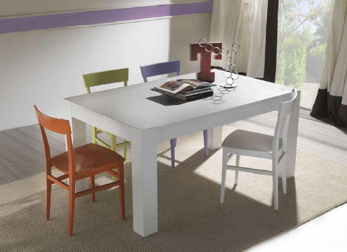 Tavolo Contemporaneo 696 tavoli moderni allungabili - tavoli | Un ...