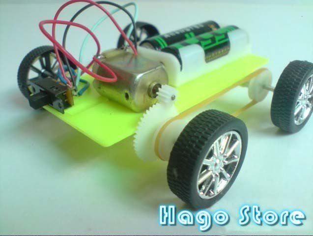 Make A Car Move With Simple Electric Motor Google Search