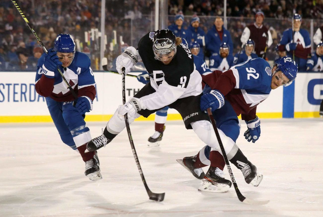 Exhilarating Stadium Series at the Air Force Academy Ends