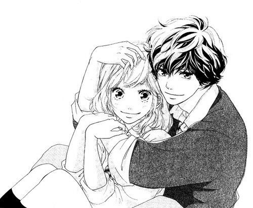 Image about couple in blue spring ride by bel